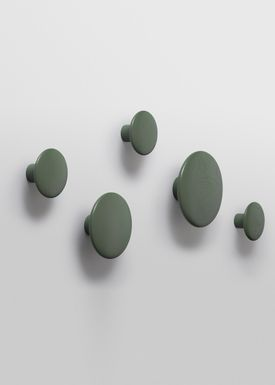 Muuto - Face Oil - The Dots - Dusty Green
