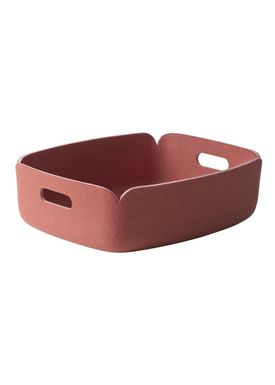 Muuto - Basket - RESTORE TRAY - Rose