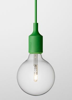 Muuto - Pendants - E27 - Green