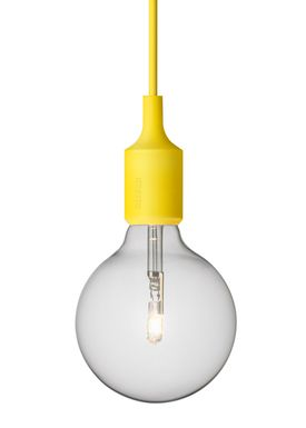 Muuto - Pendants - E27 - Yellow