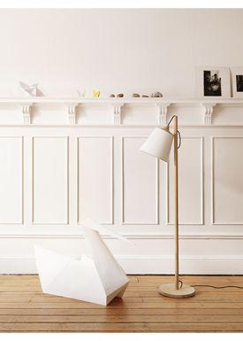 Muuto - Lampe - Pull - Hvid