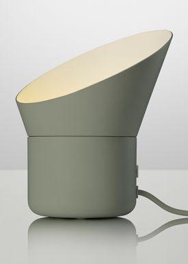 Muuto - Lampe - Up - Grøn