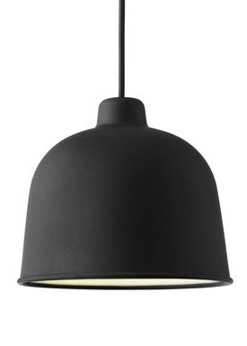 Muuto - Pendants - GRAIN - Black
