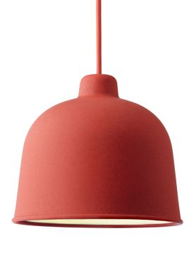 Muuto - Pendants - GRAIN - Dusty Red