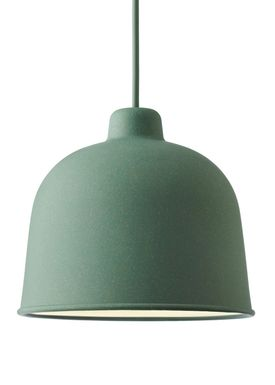 Muuto - Pendants - GRAIN - Dusty Green