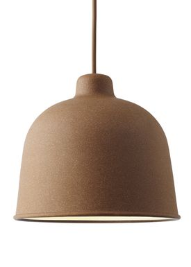 Muuto - Pendants - GRAIN - Brown