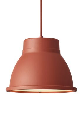 Muuto - Pendants - Studio - Dusty Red