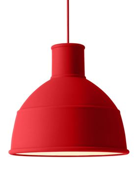Muuto - Pendants - Unfold Pendant - Dusty Red