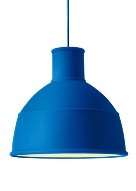 Muuto - Pendants - Unfold Pendant - Blue