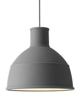 Muuto - Pendants - Unfold Pendant - Grey