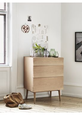 Muuto - Skænk - Reflect Drawers - Sort
