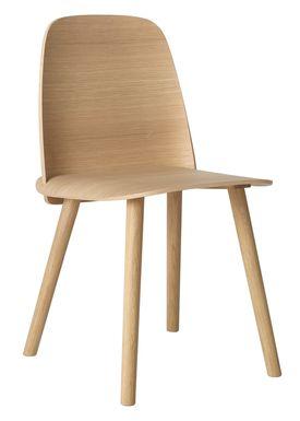 Muuto - Stol - Nerd Chair - Eg
