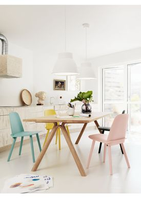 Muuto - Stol - Nerd Chair - Rose