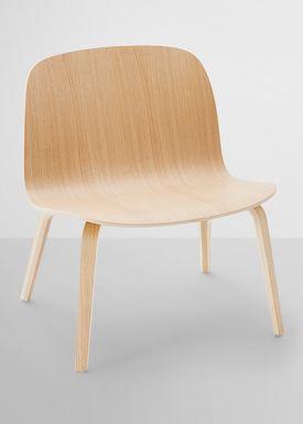 Muuto - Stol - Visu Lounge Wood - Eg