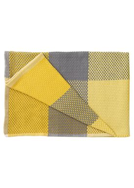 Muuto - Carpet - Loom Blanket - Yellow