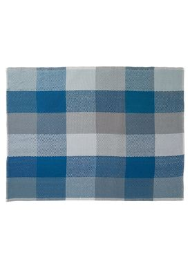 Muuto - Carpet - Loom Blanket - Blue