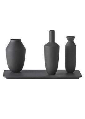 Muuto - Vase - Balance Vase Set - 3 Vase-set - Sort
