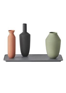 Muuto - Vase - Balance Vase Set - 3 Vase-set - Block Colour