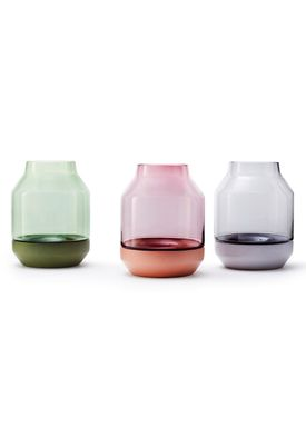 Muuto - Vase - Elevated Vase - Rosa