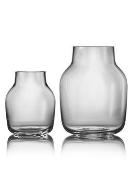 Muuto - Vase - Silent Vase - Small - Grå