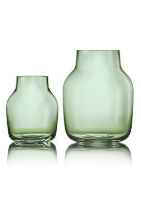 Muuto - Vase - Silent Vase - Small - Grøn
