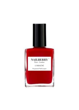 NAILBERRY - Nail Polish - L´oxygéné - Rouge