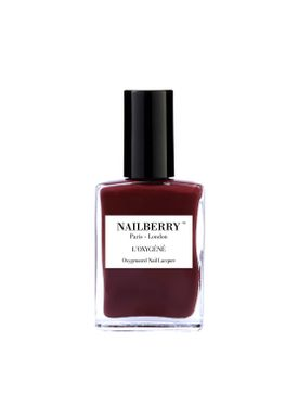 NAILBERRY - Neglelak - L´oxygéné - Dial M for Maroon