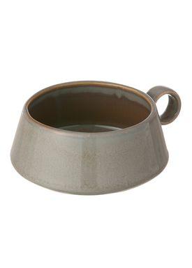 Ferm Living - Kop - Neu Cup - Grå Glasur