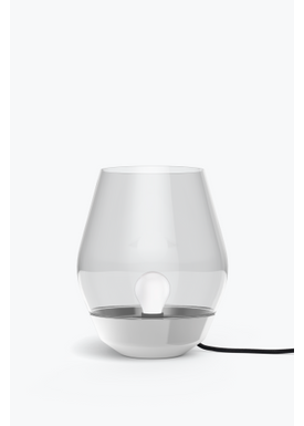 New Works - Bordslampa - Bowl Tabel Lamp - Lysegrøn