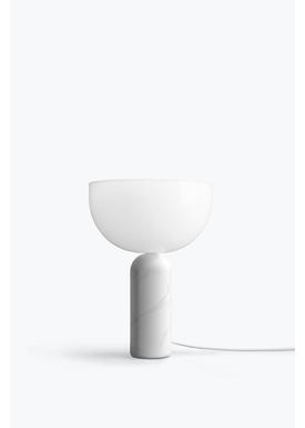 New Works - Bordslampa - Kizu Table Lamp of Lars Tornøe - White small