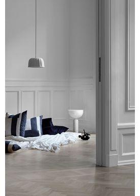 New Works - Bordslampa - Kizu Table Lamp of Lars Tornøe - White large