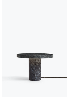 New Works - Lamp - Core Table Lamp - Lundhs Blue Lamp Granite