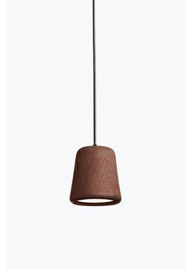 New Works - Lampe - Material Pendant - Røget eg