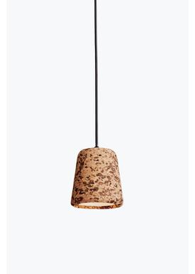 New Works - Lampe - Material Pendant - Blandet kork