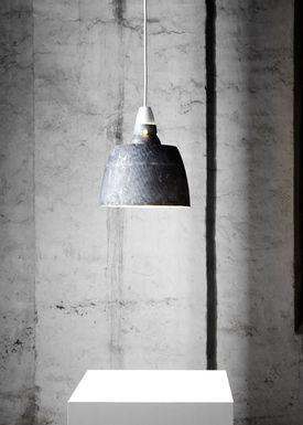 New Works - Pendler - Hang On Honey - Oxidized Aluminium