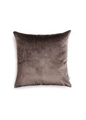 New Works - Cushion - Velvet Cushion - By Malene Birger - Grey