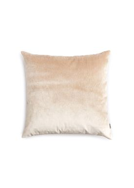 New Works - Cushion - Velvet Cushion - By Malene Birger - Sand