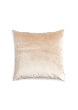New Works - Pude - Velvet Cushion - By Malene Birger - Sand