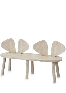NOFRED - Bench - Mouse Bench - Oak
