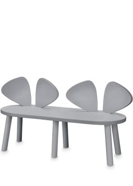 NOFRED - Bench - Mouse Bench - Grey