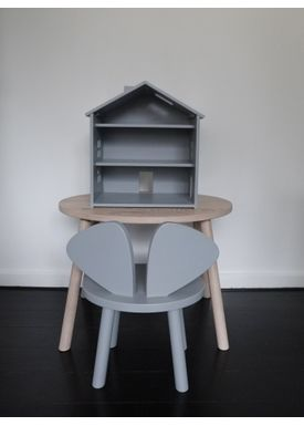 NOFRED - Mat - Mouse Chair - Grey