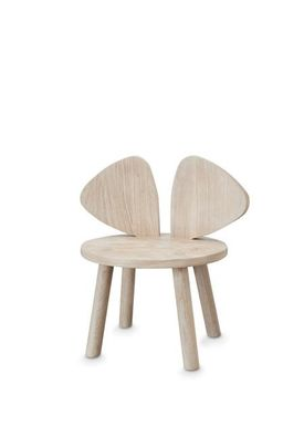 NOFRED - Børnestol - Mouse Chair - Oak