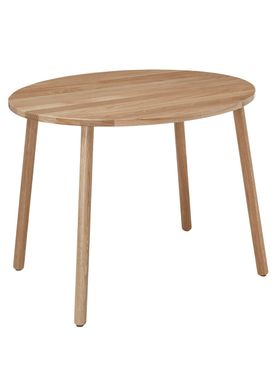 NOFRED - Bord - Mouse Table School - Lakeret Eg