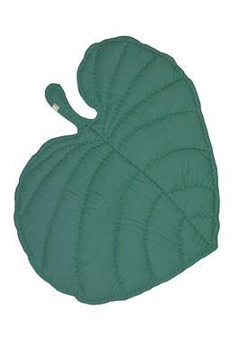 NOFRED - Filt - Style Leaf Blanket - Green