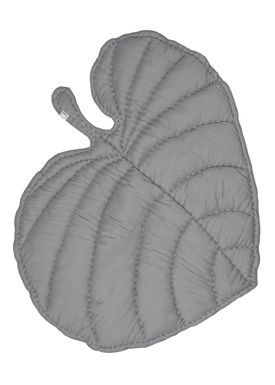 NOFRED - Filt - Style Leaf Blanket - Grey