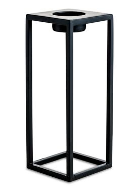 Nordstjerne - Candlestick - Basic T-light Holder - XLarge - Black