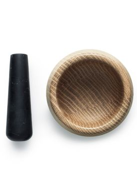 Normann Copenhagen -  - Craft Mortar & Pestie - Black