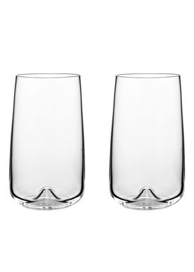 Normann Copenhagen - Glas - Long Drink Glass - Klar