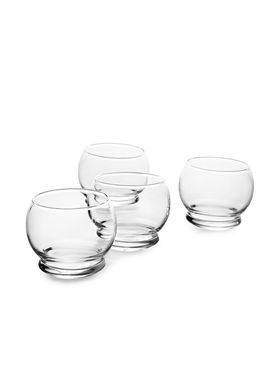 Normann Copenhagen - Glas - Rocking Glass - Klar
