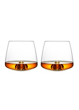 Normann Copenhagen - Glas - Whiskey Glass - Klar